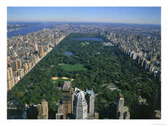 Central Park - Attraction - Central Park, New York, NY, USA