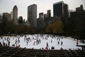 Wollman Skating Rink - Attraction - 830 5th Ave, New York, NY, 10065