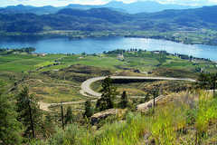 Anarchist Mountain Lookout - Sight Seeing - HWY 3, Osoyoos, BC, V0H