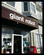 Giant Robot - Shopping - 618 Shrader St, San Francisco, CA, United States