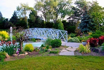 Rockway Gardens - Photo Sites, Attractions/Entertainment - 7 Floral Crescent, Kitchener, ON, Canada