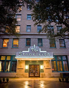 The Stoneleigh Hotel And Spa - Luxury Downtown Dallas Hotel - Hotels/Accommodations, Reception Sites, Ceremony Sites - 2927 Maple Avenue, Dallas, TX, United States