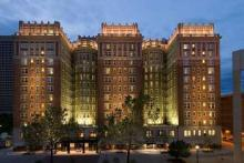 Skirvin Hilton Hotel Oklahoma City - Hotels/Accommodations, Reception Sites, Restaurants, Attractions/Entertainment - 1 Park Avenue, Oaklahoma City, OK, United States