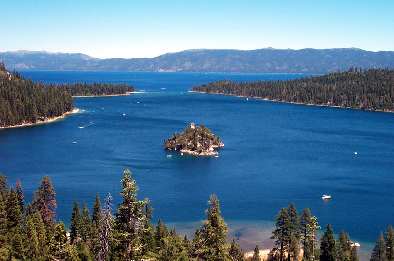 Lake Tahoe - Attractions/Entertainment - United States