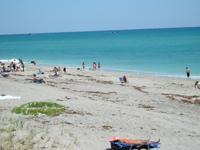 Jupiter Beach - Beaches - Ocean Blvd &amp; Marcinski Rd, Jupiter, FL, 33477