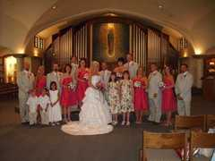 St Mary Catholic Church - Ceremony - 34646 Sims St, Wayne, MI, United States