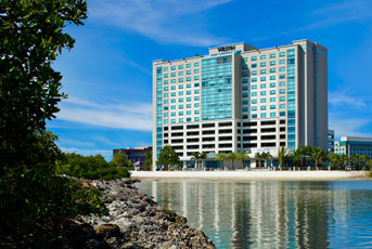 Westin Siray Bay - Hotels/Accommodations, Honeymoon - 7627 W Courtney Campbell Causeway, Tampa, FL, 33607