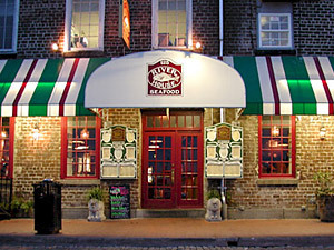River House Seafood - Restaurants, Rehearsal Lunch/Dinner - 125 West River Street, Savannah, GA, United States
