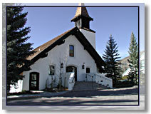 Vail Interfaith Chapel - Ceremony - 19 Vail Rd, Vail, CO, 81657