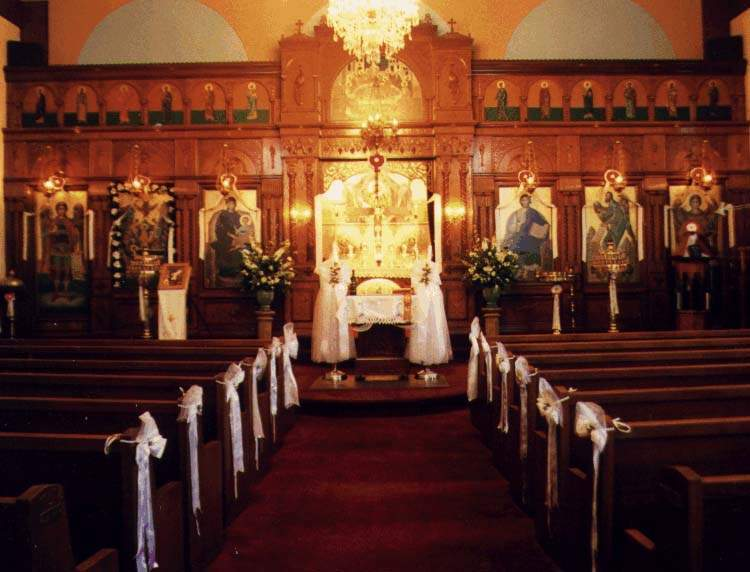 Greek Orthodox Church - Ceremony Sites - 121 Johnson Street, Kingston, ON, Canada