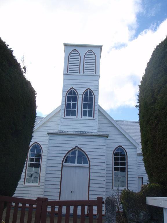 Pukehiki Church - Ceremony Sites - Highcliff Road, Dunedin