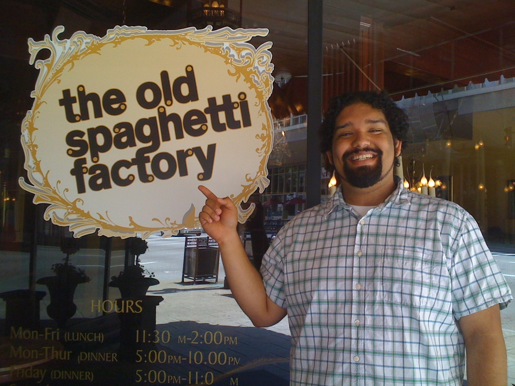 The Old Spaghetti Factory - Restaurants, Rehearsal Lunch/Dinner - 235 West Market Street, Louisville, KY, United States