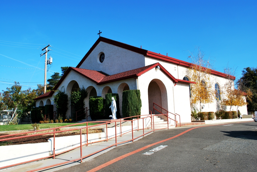 St. Michael's Catholic Church - Ceremony Sites - 4524 Garfield Avenue, Carmichael, CA, 95608