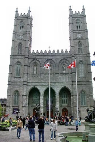 La Basilica Notre-dame - Ceremony Sites, Attractions/Entertainment - 110 Rue Notre-Dame Ouest, Montreal, QC, H2Y
