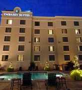 Embassy Suites Downtown - Hotel - 191 E Pine St, Orlando, FL, 32801