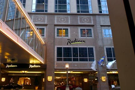Radisson Plaza Hotel Minneapolis - Ceremony & Reception, Hotels/Accommodations, Ceremony Sites - 35 South 7th Street, Minneapolis, MN, 55402, United States