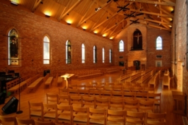 Old St. Joseph Church (st. Norbert College Campus) - Ceremony Sites, Reception Sites - 123 Grant St, De Pere, WI, 54115