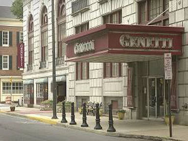 Genetti Hotel And Suites - Reception Sites, Ceremony Sites, Hotels/Accommodations - 200 W 4th St, Williamsport, PA, 17701