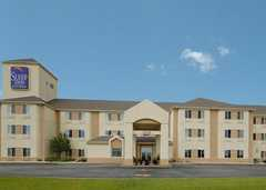 Sleep Inn and Suites - Hotel - 1600 Lawrence Dr, De Pere, WI, 54115