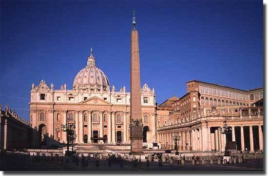 St Peter's Basilica - Ceremony Sites, Attractions/Entertainment - St Peter's Basilica, Piazza San Pietro, VA