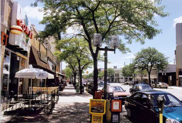 Royal Oak - Shopping, Attractions/Entertainment - Royal Oak, MI, Royal Oak, Michigan, US