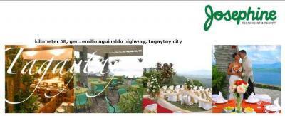 Josephine's Restaurant - Restaurants - Km. 58 Gen. Aguinaldo Highway, Tagaytay City, Calabarzon, Philippines