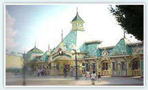 Enchanted Kingdom - Attraction - Santa Rosa, Laguna, Philippines
