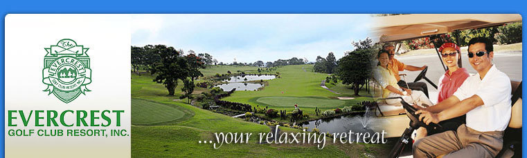 Evercrest Golf Club And Resort - Golf Courses, Attractions/Entertainment, Hotels/Accommodations - Km. 72 Barangay Batulao , Nasugbu, Philippines