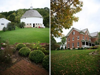 Round Barn Farm B&b&b - Ceremony Sites, Reception Sites - 28650 Wildwood Ln, Red Wing, MN, 55066