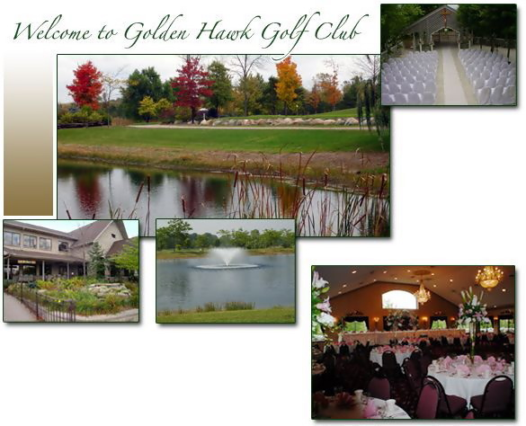 Golden Hawk Golf Course - Reception Sites, Attractions/Entertainment - 9861 Meisner Rd, Casco Twp, MI, 48064