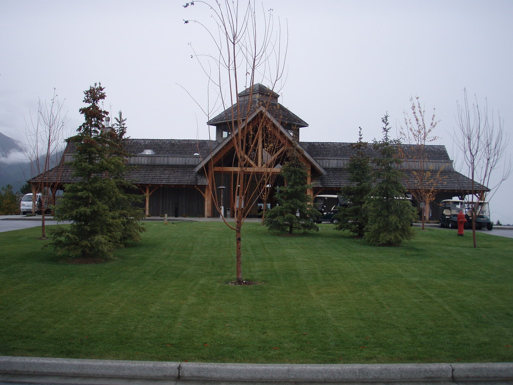 Reception Location - Reception Sites - Eagle Ranch Trail, Invermere, BC