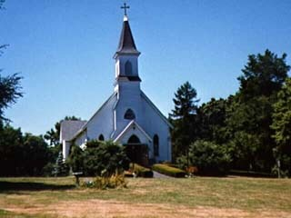 Ceremony - Ceremony Sites - Most Holy Trinity Church, 568 Pomfret Street, Pomfret, CT, 06259
