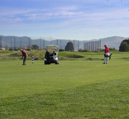 City Of Oakland Parks-recreation: Metropolitan Golf Links - Golf Courses - 10051 Doolittle Dr, Oakland, CA, United States