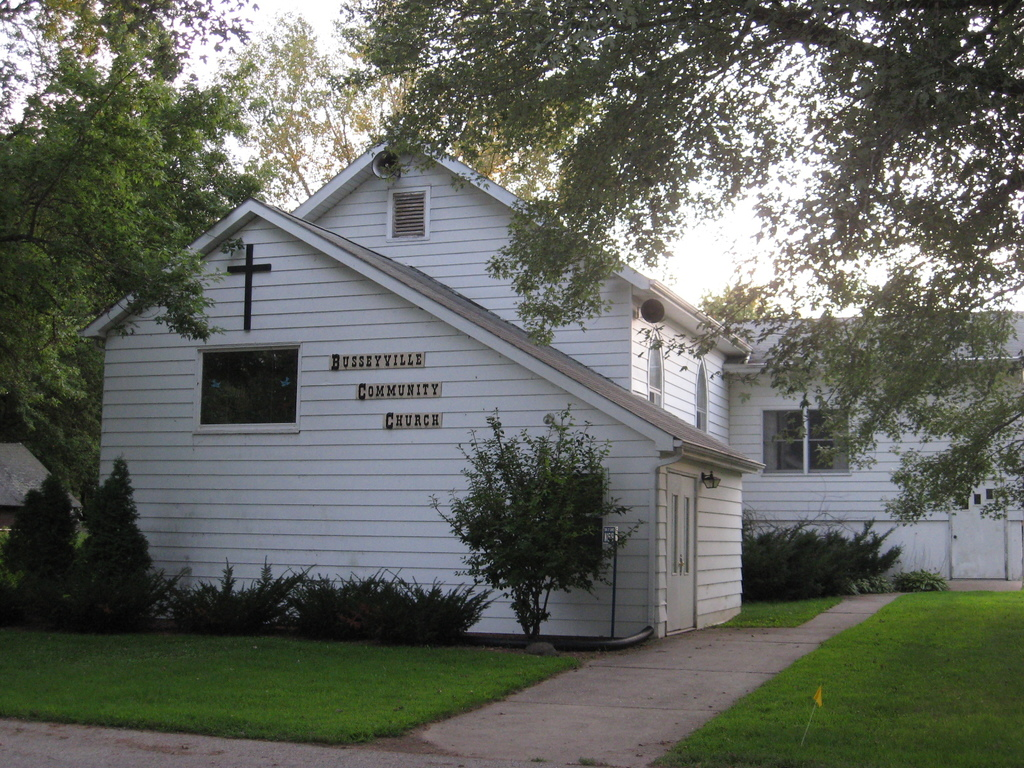 Busseyville Community Church - Ceremony Sites - N1519 Church St, Busseyville, Wisconsin