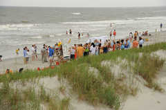 Folly Beach State Park - Ceremony -