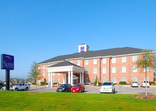 Sleep Inn & Suites-waxahachie - Hotels/Accommodations - 1701 hwy 77 North, Waxahachie, TX, United States