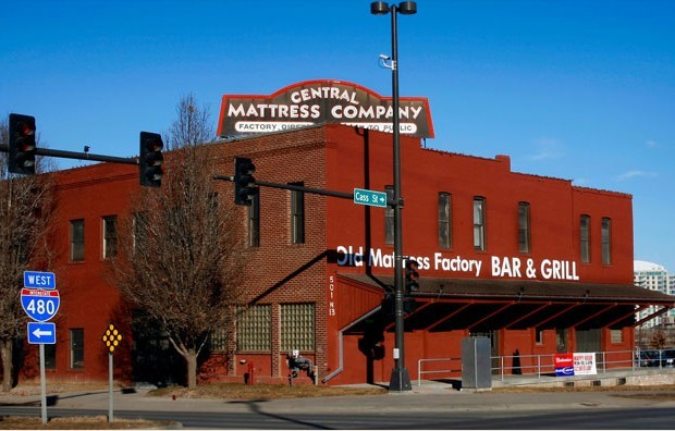 Old Mattress Factory Bar - Restaurants, Reception Sites - 501 North 13th Street, Omaha, NE, United States