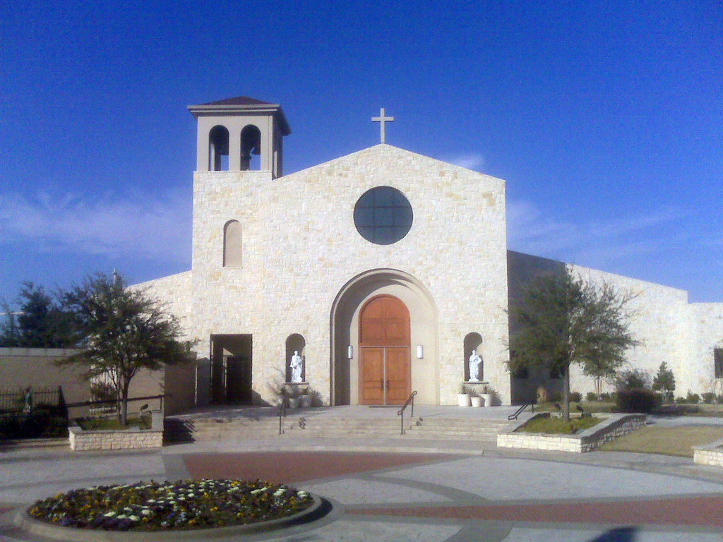Mary Immaculate Catholic Church - Ceremony Sites - 14032 Dennis Ln, Farmers Branch, TX, United States