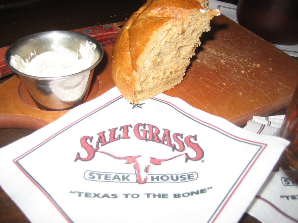 Saltgrass Steakhouse - Restaurants - 19533 Interstate 45, Shenandoah, TX, United States