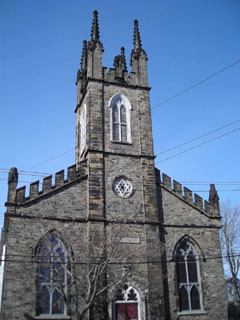 The Stone Church - Ceremony Sites - 87 Carleton St, St John, NB, E2L