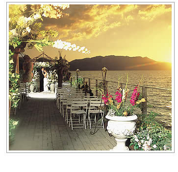 Lakefront Wedding Chapel - Ceremony Sites, Reception Sites - 3351 Lake Tahoe Blvd, South Lake Tahoe, CA, 96150