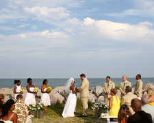 Fort Fisher State Historic Site - Ceremony - 1610 Fort Fisher Blvd, South, Kure Beach, North Carolina, 28449, USA