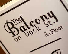 The Balcony on Dock Street - Reception - 33 S Front St, Wilmington, NC, 28401