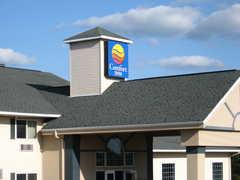 Comfort Inn - Hotel - 11102 N Goede Rd, Edgerton, WI, 53534