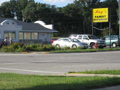 Ray's Family Restaurant - Restaurant -