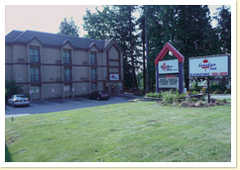 Canadian Inn  - Hotel - 6528 King George Hwy, Surrey, BC, V3W