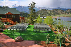Zola and Jonathan's Wedding in Estes Park, CO, USA