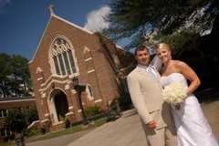 St. Bridget Catholic Church - Ceremony - 6006 Three Chopt Rd, Richmond, VA, 23226