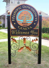 Downtown Geneva - Attractions/Entertainment, Shopping - Illinois 38 & S River Ln, Geneva, IL, 60134, US