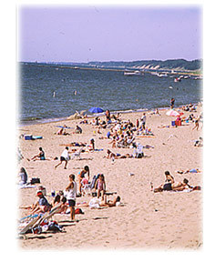 City Of Saugatuck: Oval Beach Ticket Booth - Beaches, Ceremony Sites - 690 Perryman Street, Saugatuck, MI, United States